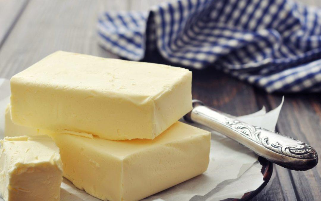 L'histoire du beurre nantais.